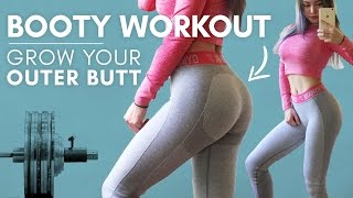 Booty Workout | Build a Rounder Butt | Side Booty