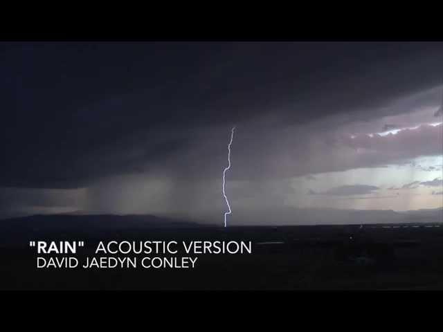 """""""Rain"""" Acoustic Version"""
