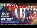 Let's Rock Tv - Martin Fry - ABC  - Q & A