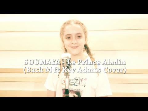 SOUMAYA (10ans) - Le Prince Aladin (Black M ft Kev Adams Cover) @GreZiK (Vocal Coaching)