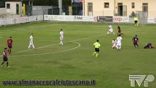 Promozione Girone A Larcianese-Sestese 0-1
