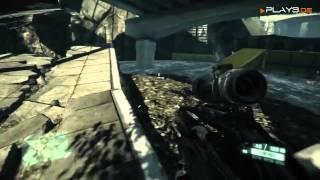 Crysis 2 PS3-Gameplay Part 1 (deutsch)