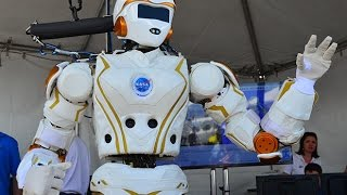 Will Valkyrie Robot Go to Mars with a DRC Team?