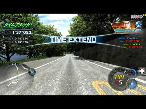 Initial D World - Discussion Board / Forums -> Teknoparrot now