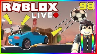 Roblox 🔴LIVE🔴 Jailbreak, MM2 and more 🔴LIVE🔴 | WesDan Live Stream #98