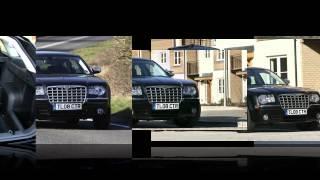 Oбзор Chrysler 300C Touring Крайслер 300C Туринг универсал