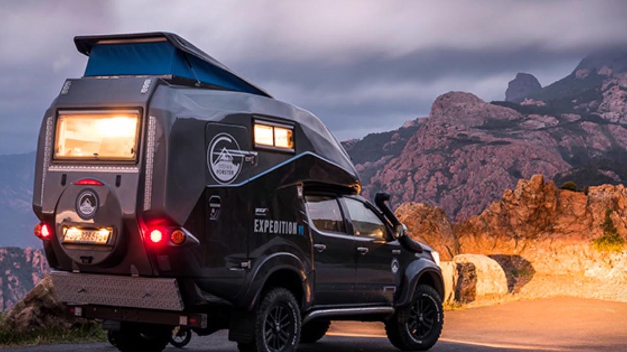 Toyota Hilux Expedition V1 Camper - YouTube