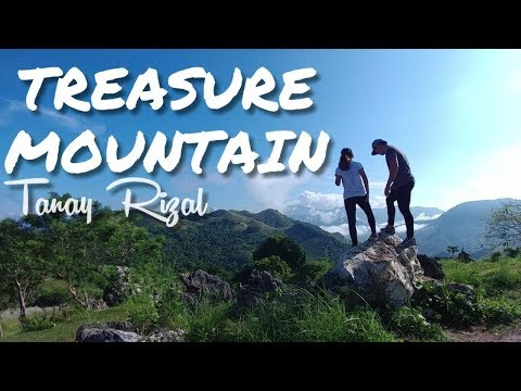 TREASURE MOUNTAIN in Tanay Rizal PHILIPPINES | LONG RIDE | WHOLE VIDEO OF HOW TO GET THERE