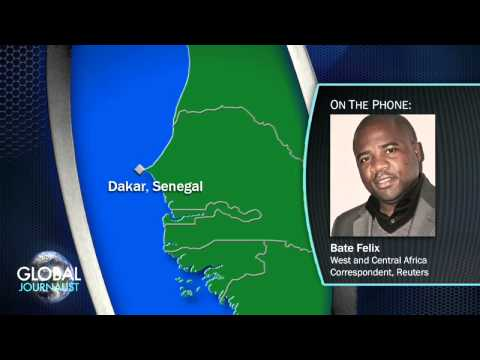 Global Journalist Radio: Conflict in the Central African Republic