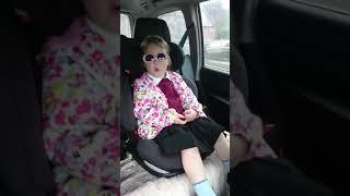 Cute Sofia singing one direction