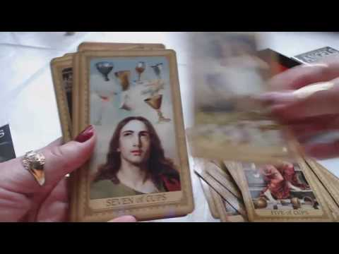 Traceyhd's Review Of The Influence Of The Angels Tarot