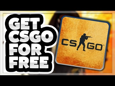 """How To Get CS:GO For """"FREE"""" (Working 2017)"""