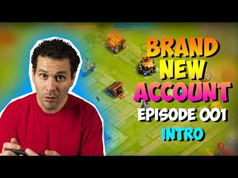 NEW ACCOUNT Episode 1: Intro!