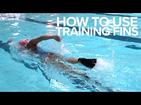 How To Use Training Fins