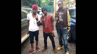 Popcaan - Protect Them Lord (Raw) | Animal Instinct Riddim | January 2013