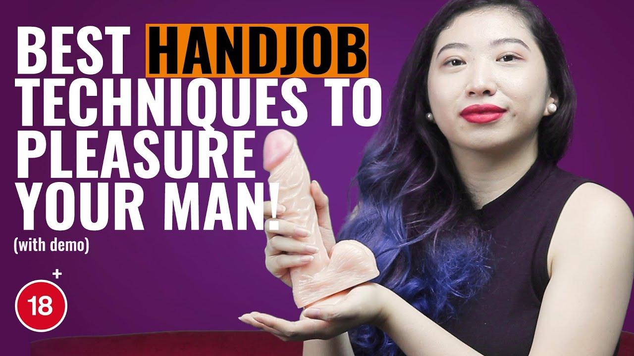 Best Handjob Techniques to Pleasure Your Man - YouTube