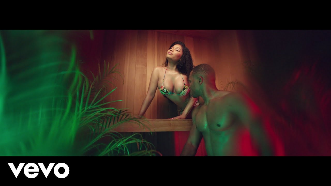 Anaconda Movie Hot Scene nicki minaj's sexiest music videos | popsugar entertainment
