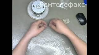 Ремонт пылесоса daewoo rcc2801ra