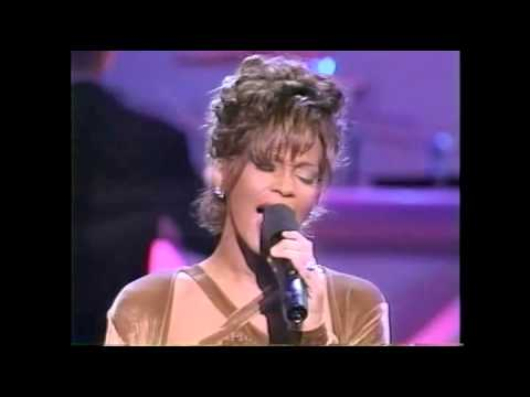 Whitney Houston LIVE feat. The Georgia Mass Choir - I Love The Lord/Joy To The World