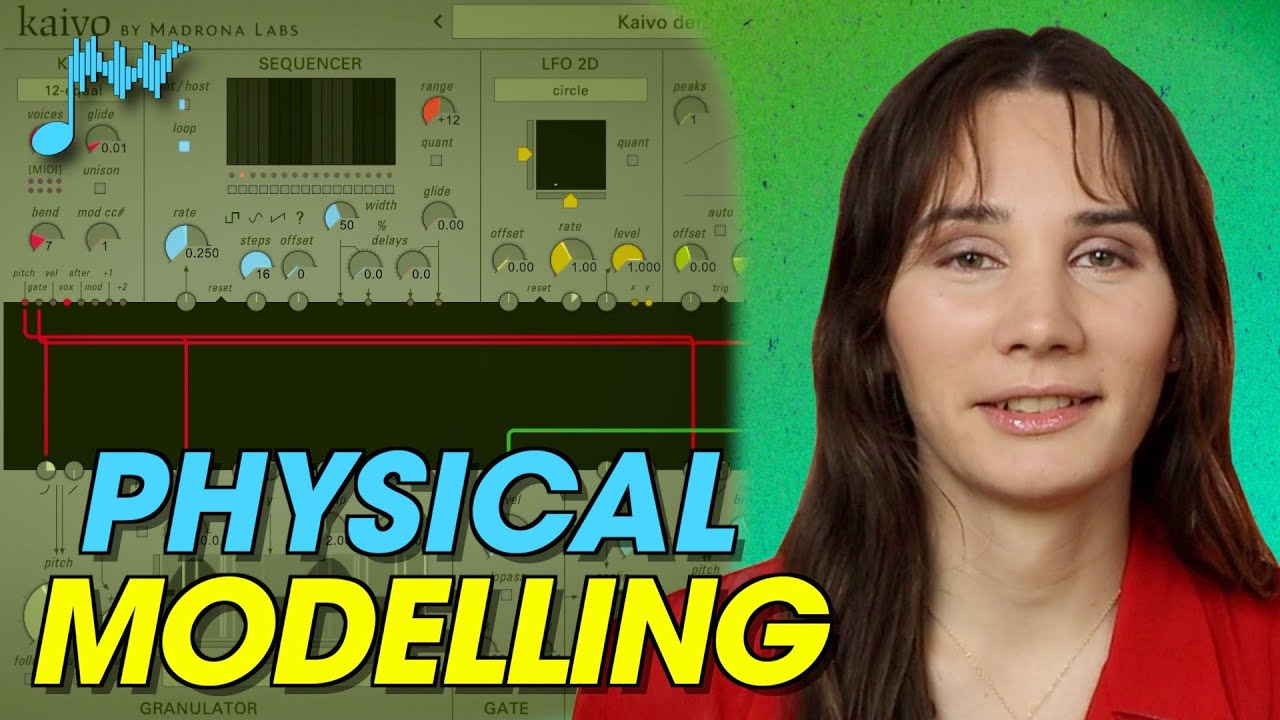 Physical Modelling Synthesis | Explanation and Tutorial
