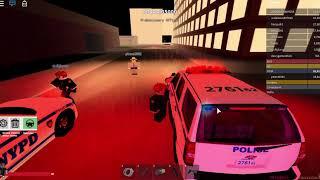 Police Sim NYC Roblox Game play