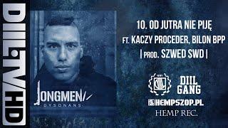 Jongmen - Od Jutra Nie Piję feat. Kaczy Proceder, Bilon (prod. Szwed SWD) (audio) [DIIL.TV]