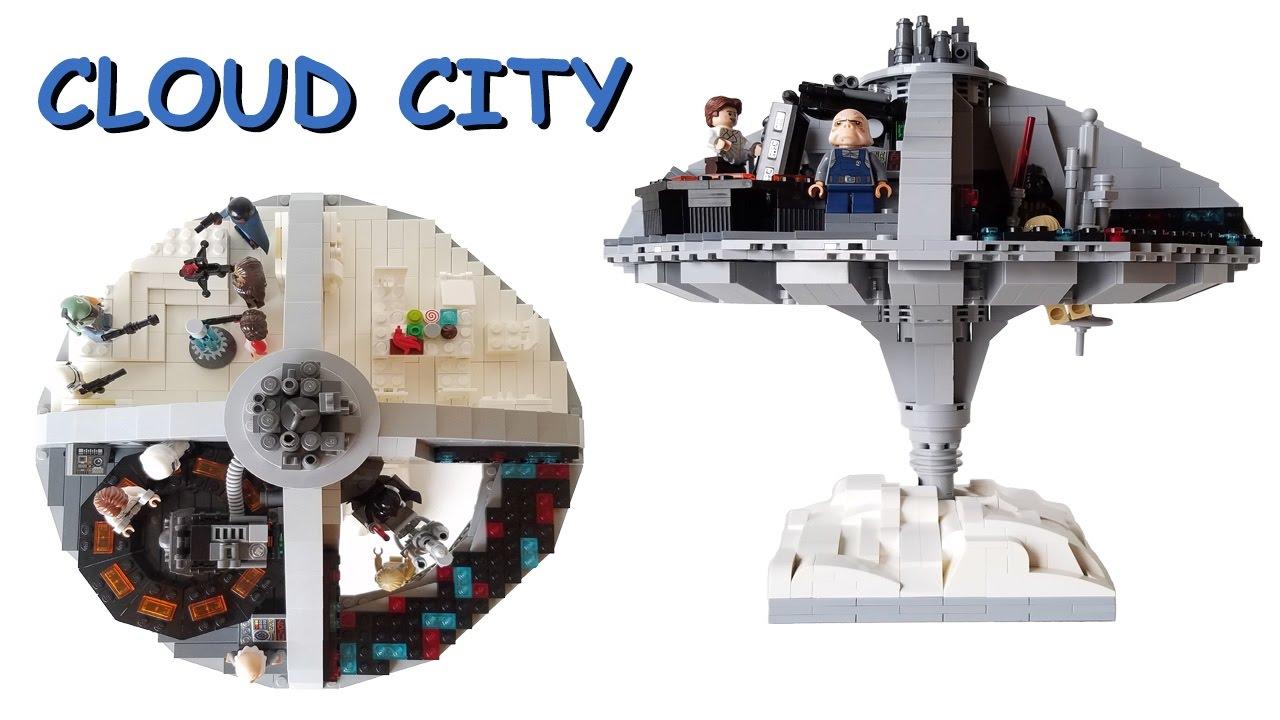 Custom Lego Star Wars Cloud City Moc Subscriber S