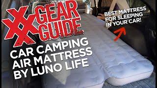 Luno Life Air Maтtress Car Camping Sleep System Subaru Outback