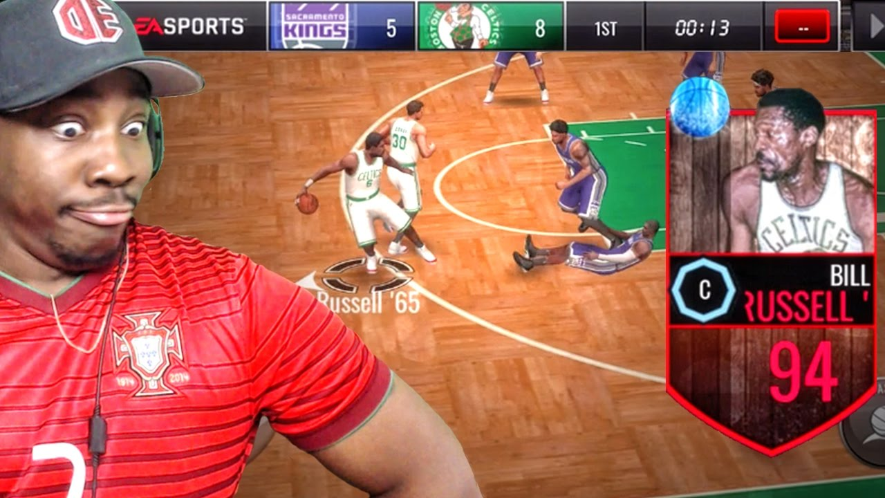 94 BILL RUSSELL BROKE COLLISON S ANKLES QUICKSELL PACK OPENING