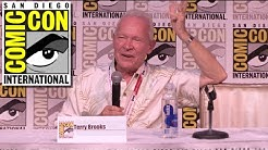 The World of Shannara with Terry Brooks Panel at San Diego Comic Con 2015