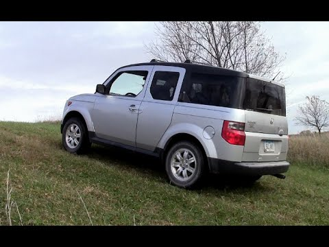 Honda Element Real Time 4WD Test