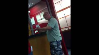 William Hill man gets angry(, 2011-08-10T19:55:00.000Z)