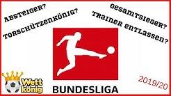 Bundesliga 2019/20 Tipps | Langzeitwetten ⚽️