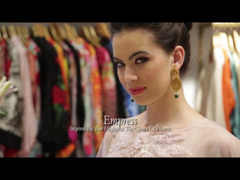 Awe Inspiring Bridal Collection from Kalki Fashion, Mumbai 2016-17