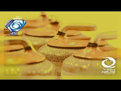 Scotland v Canada - Men gold medal - World Junior Curling Championships 2018