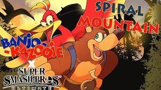 Spiral Mountain WITH LYRICS - Banjo-Kazooie/Super Smash Bros. Ultimate Cover