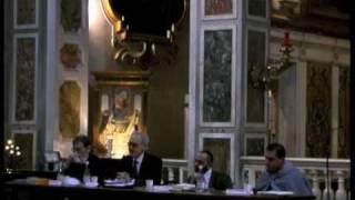 Presentazione del libro sul Vaticano II: Una storia mai scritta, di R. de Mattei