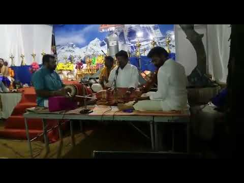 ITHlTHANAM PREMJI K BHASI SAMAGANA Hindolam Live at Siva purana yajnam cher ppunKal