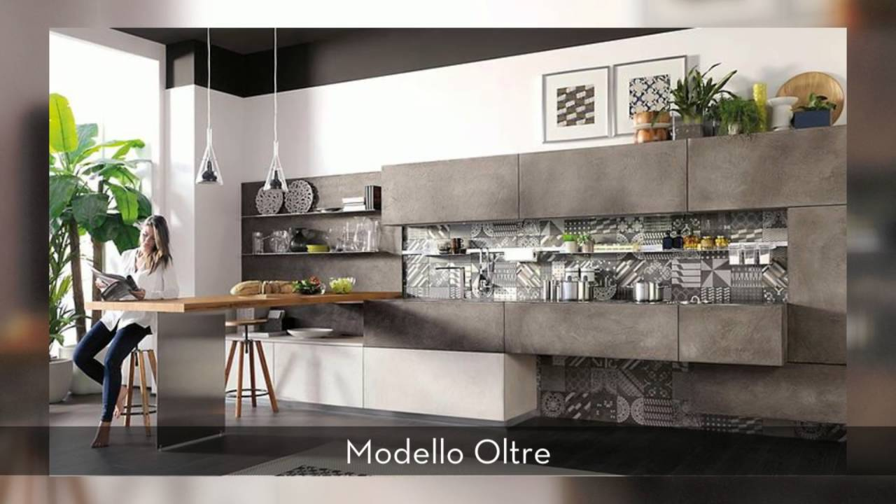 Arredamenti belli cucine classiche e moderne youtube - Immagini cucine moderne ...