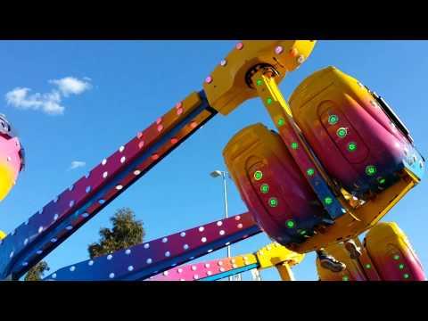 Royal Adelaide Show 2014 Air Maxx 360