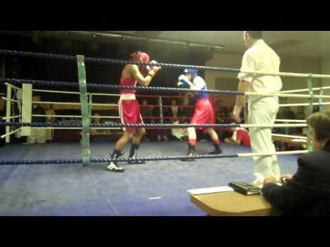 bilal ali vs adam williams  knockout