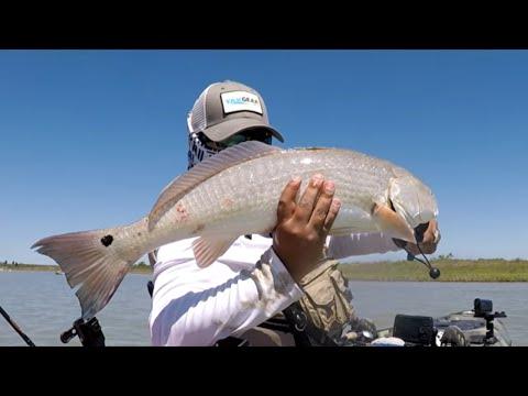 Kayak Fishing: Baffin Bay Redfish - Vibe Kayaks