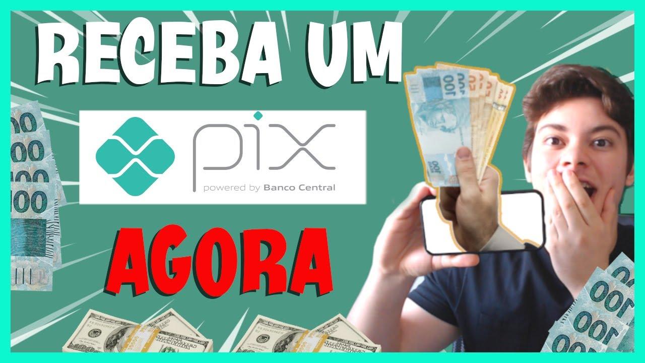 NOVO APP PAGANDO RÁPIDO NO PIX $15,00 Reais