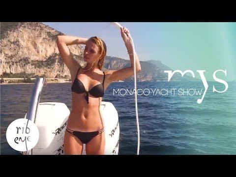 Monaco Yacht Show - Ribeye Boats