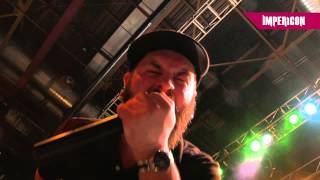 Despised Icon - A Fractured Hand (Official HD Live Video)