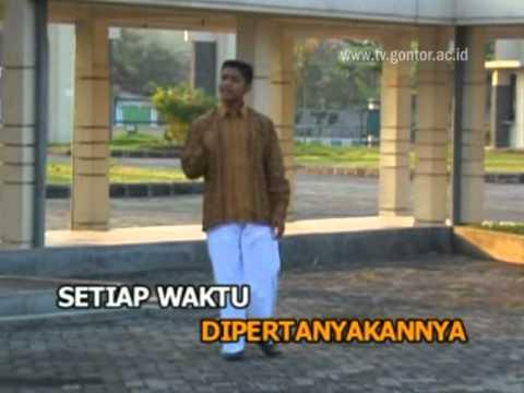 Video Klip Ansyada Gontor - Insan Biasa - Album Pesan Sahabat - Cipt M. Nur Rosyid HS
