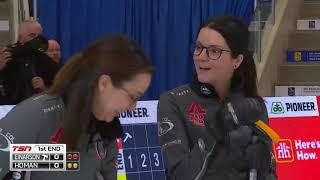 2018 Home Hardware Canada Cup - Einarson vs. Homan (Draw 2)