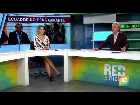 RED+ |Candiatos se pronunciaron sobre decisión de ecuador con el Eln