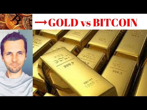 Is Gold The Best Investment In 2017?  ~ Gold vs Bitcoin Chart ~ Youtube