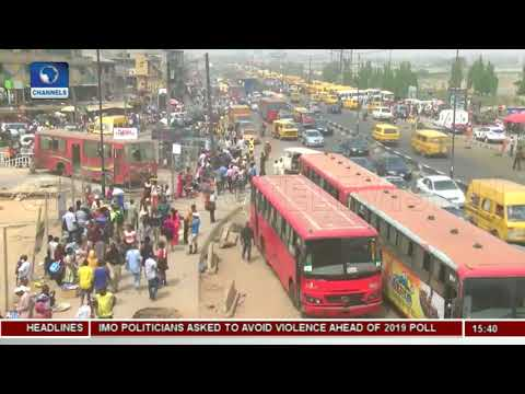 Lagos Ranked World's Third Worst City To Live In | Dateline Lagos |